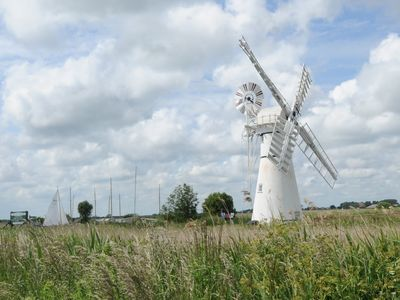Thumb thurne mill